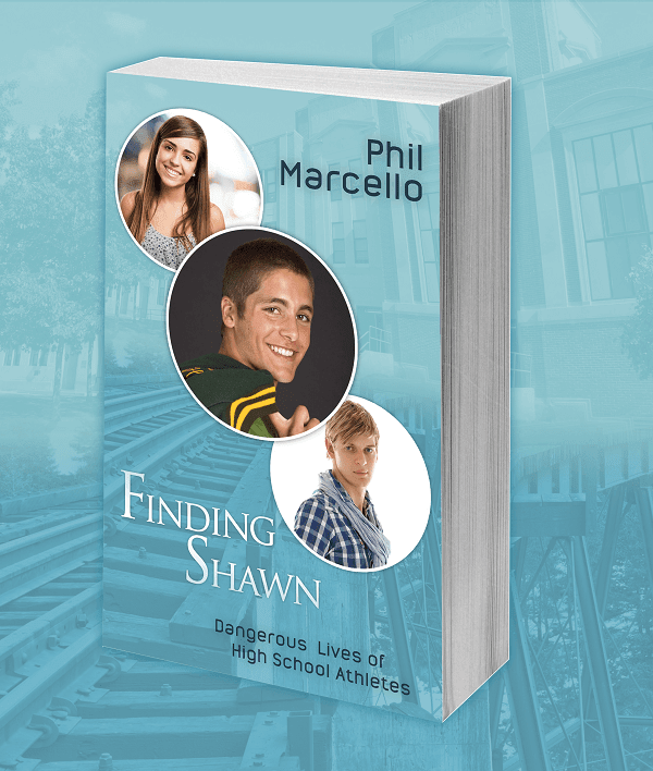 Author Interview: Phil Marcello talks about Finding Shawn