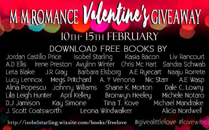 It's the MM Romance Valentine's Giveaway!!!