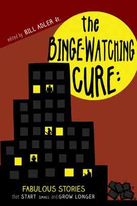 book cover for The Binge-Watching Cure