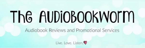 The Audiobookworm logo