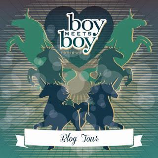 boy meets boy square logo