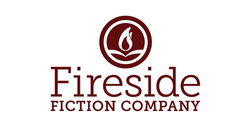 fireside fiction company logo